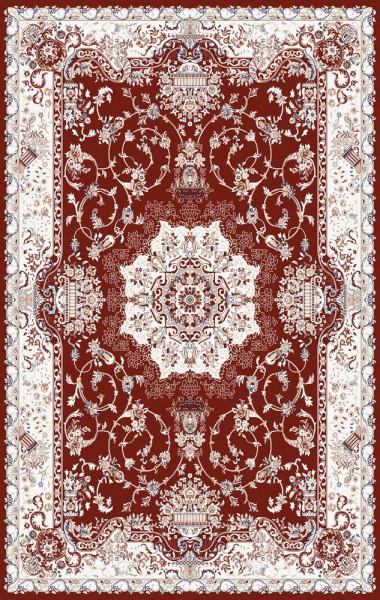 Teppich-Semerkand 4051A Red -296630-1