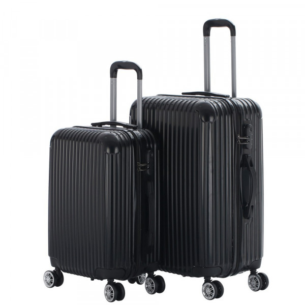 HighLevel ABS-Kofferset HighLevel ABS schwar-281553-1